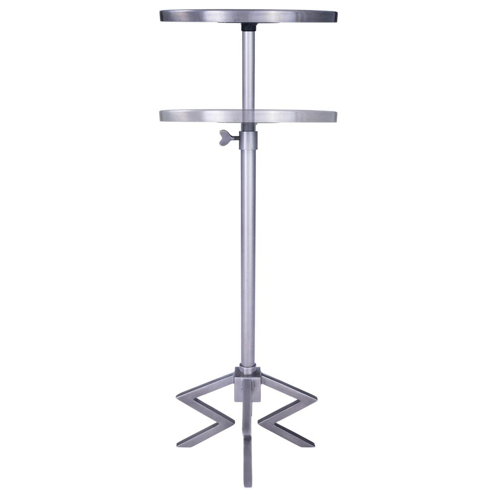 Butler Dash End Table in Silver, , large