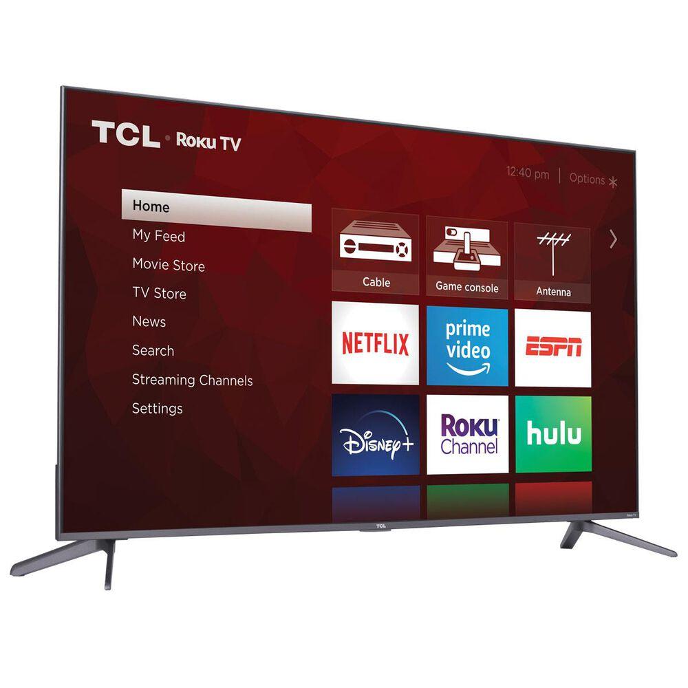 """TCL 50"""" Class 4K HDR QLED Roku - Smart TV, , large"""