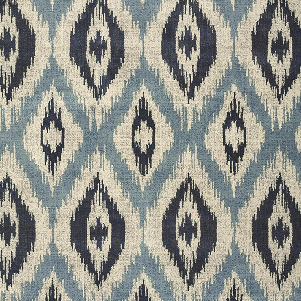 "Oriental Weavers Linden 7825C 1'10"" x 3' Blue Area Rug, , large"