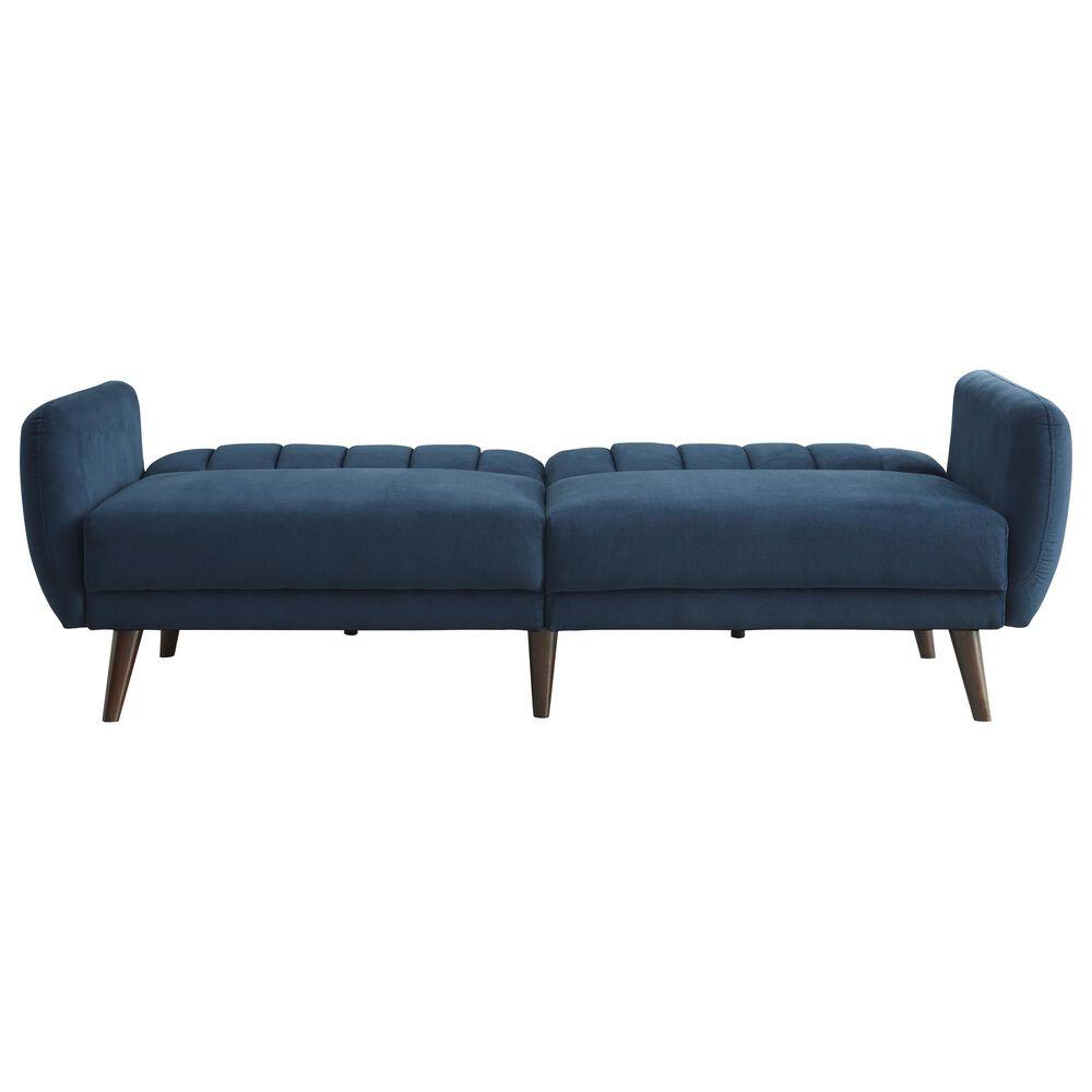 Signature Design by Ashley Mesilla Flip Flop Sofa in Marine, , large