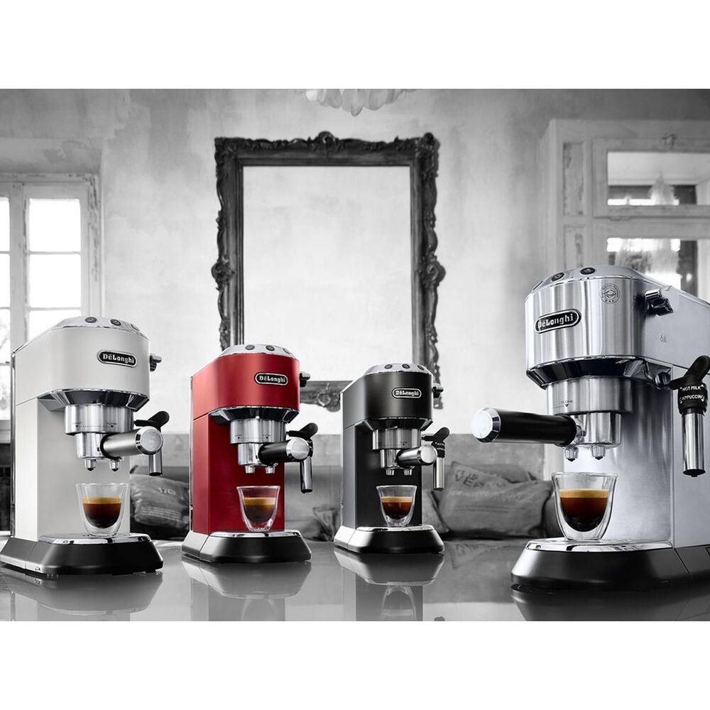 Delonghi Dedica Deluxe Espresso in Red, , large