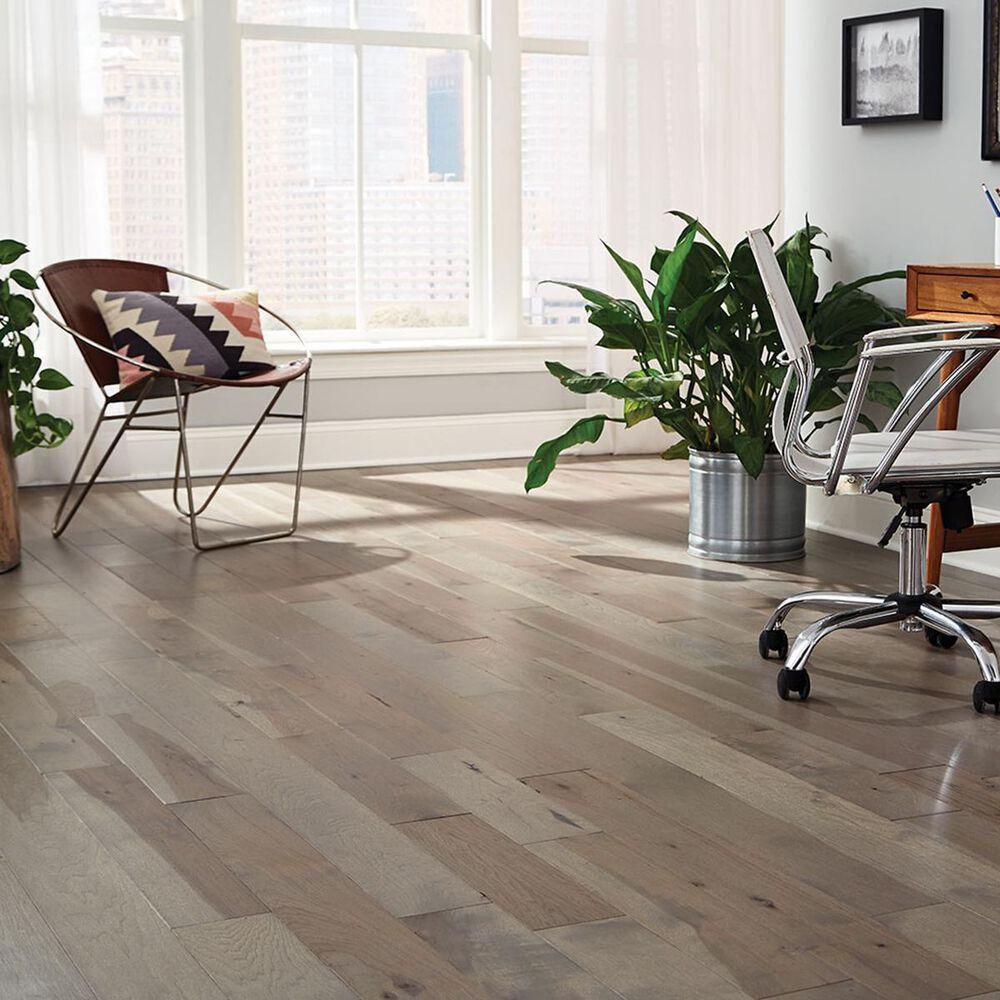 Mullican Flooring Nature Graystone Hickory Hardwood, , large
