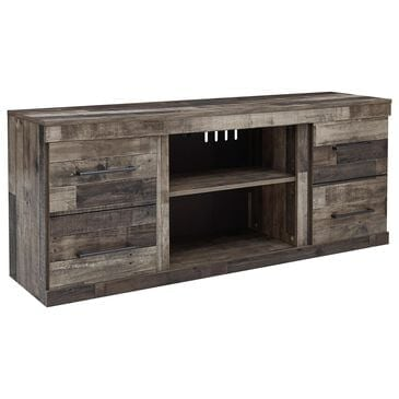 """Signature Design by Ashley Derekson 60"""" TV Stand in Multi Gray , , large"""