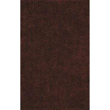 Dalyn Rug Company Illusions IL69 8' x 10' Red Shag Area Rug, , large