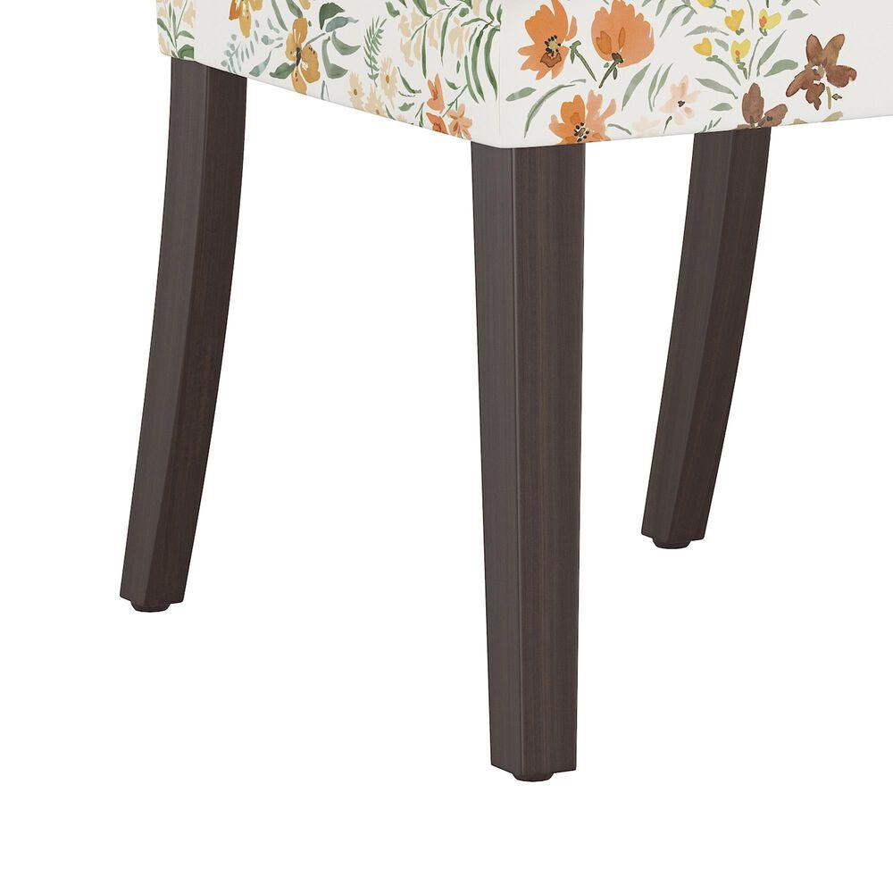 Skyline Furniture Dining Chair in Lucinda Floral Harvest, , large