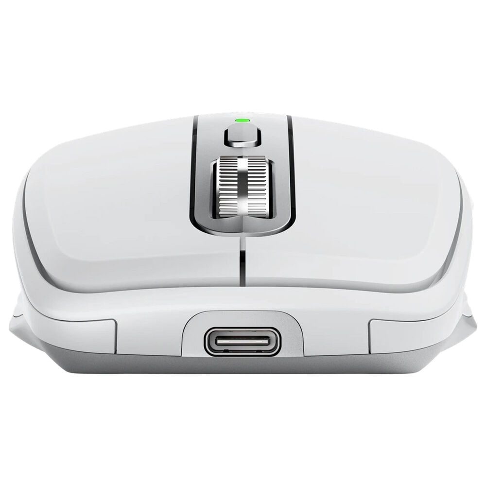 Logitech MX Anywhere 3 for Mac Wireless Mouse in Pale Gray, , large