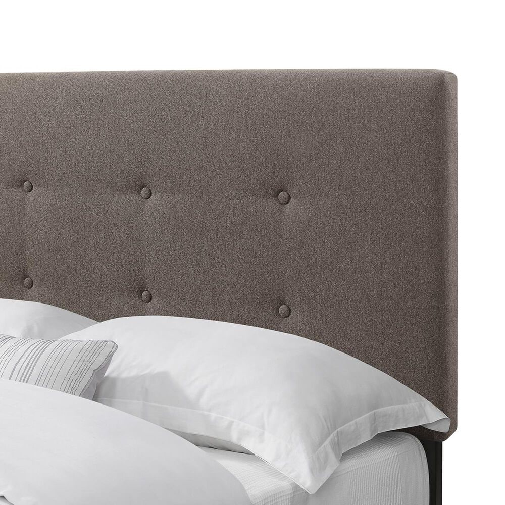 Accentric Approach Accentric Accents Benton King One Box Bed in Brown, , large