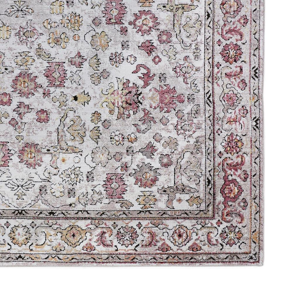 """Feizy Rugs Armant 3945F 9'5"""" x 12'5"""" Pink and Ivory Area Rug, , large"""
