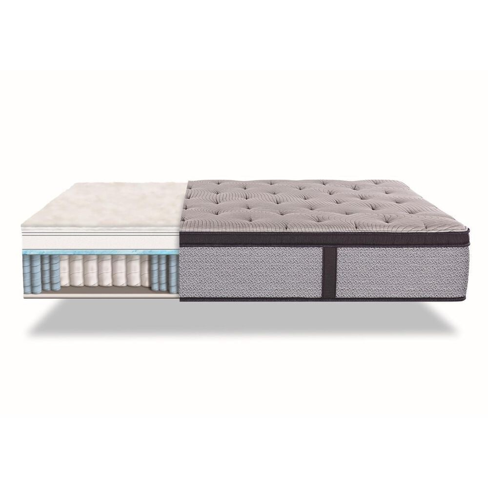 Serta Perfect Sleeper Hybrid Standale II Firm Pillow Top Twin Mattress Only, , large