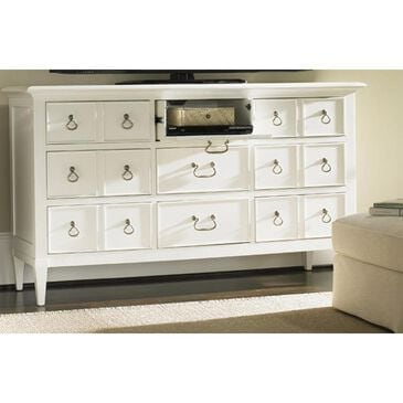 Tommy Bahama Home Ivory Key 9-Drawer Grotto Dresser in Somers Isle, , large