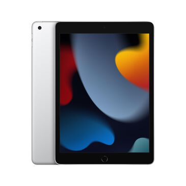 "Apple 10.2"" iPad 9th Generation (Latest Model) Wi-Fi + Cellular 64GB - Silver, , large"