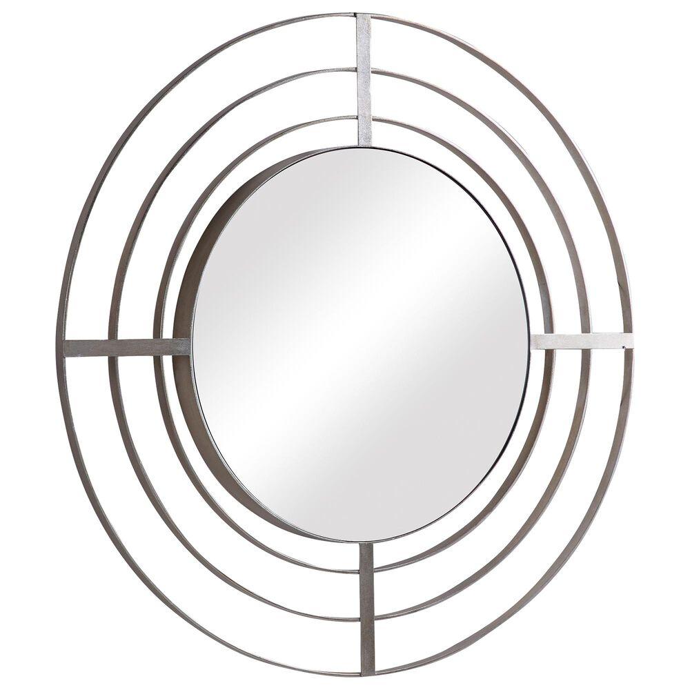 Uttermost Bullseye Mirror, , large
