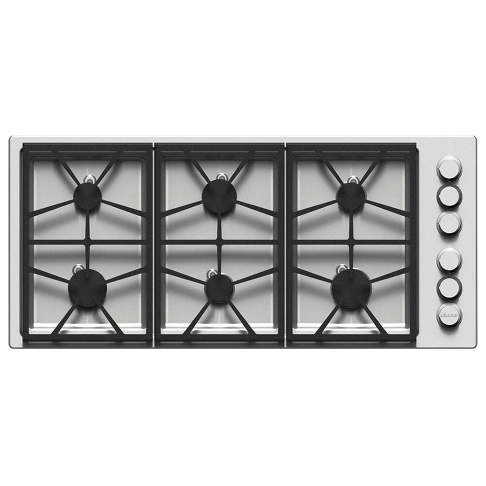 """Dacor Heritage 46"""" Gas Liquid Propane Cooktop in Stainless, , large"""