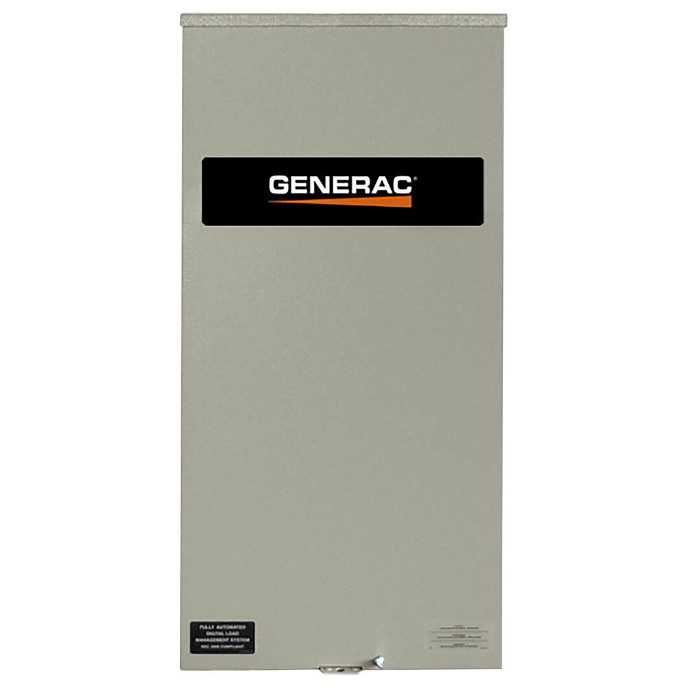 Generac 200-Amp 240-Volt Single-Phase Automatic Transfer Switch, , large