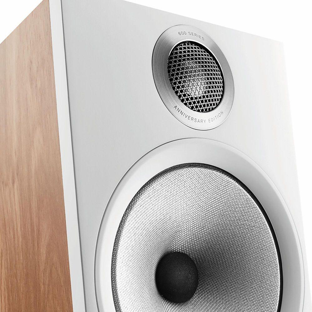 Bowers and Wilkins 603 S2 Anniversary Edition 3-Way Floor Standing Loudspeaker (Each) in Oak, , large