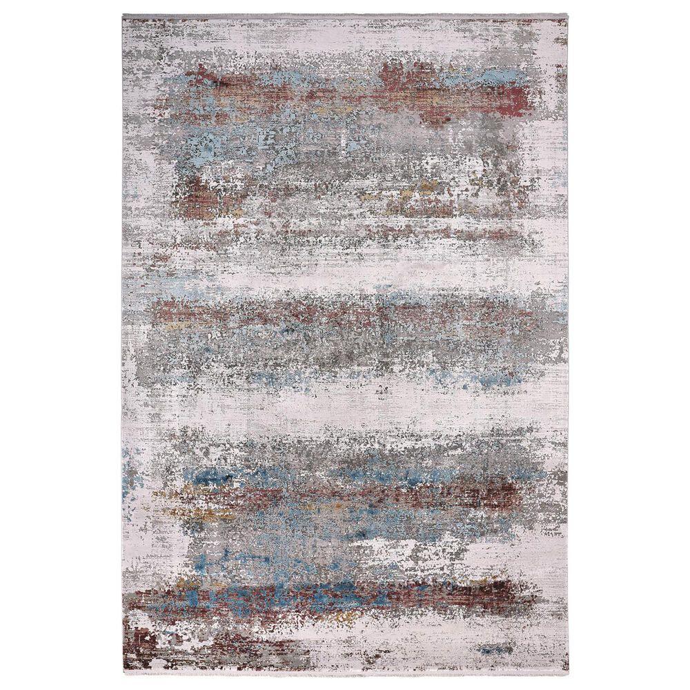 "Feizy Rugs Cadiz 3902F 4""10"" x 7""10"" Multicolor Area Rug, , large"