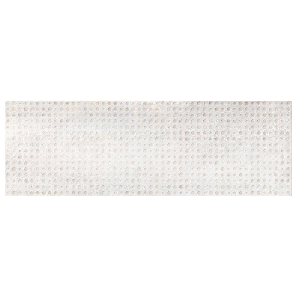 "Soci Industrial Harvy Acero 16"" x 48"" Porcelain Tile, , large"