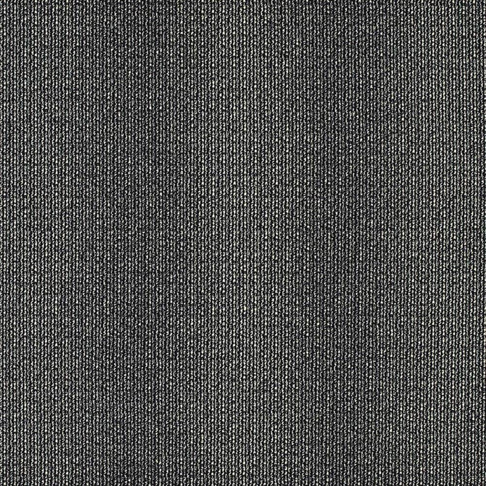 "Oriental Weavers Luna 2067B 2'3"" x 7'6"" Black and Ivory Runner, , large"