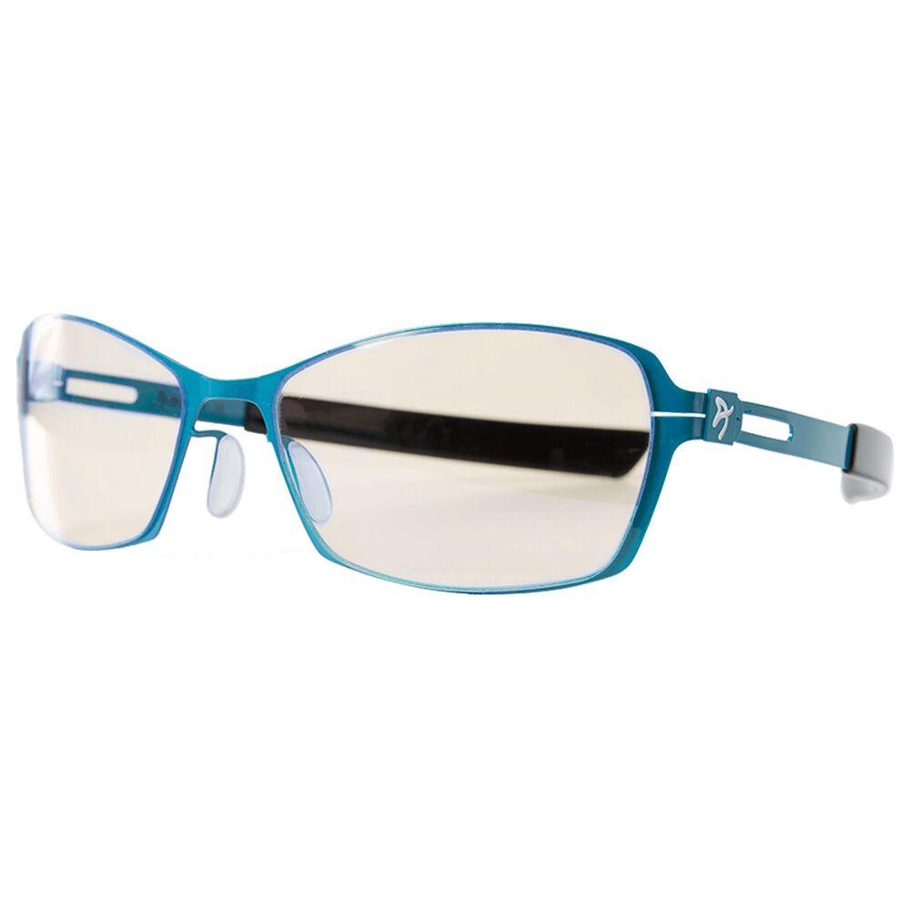Arozzi Visione VX500 Blue Light Blocking Computer and Gaming Glasses - Anti-Glare, UV Protection - Blue, , large