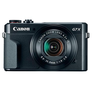 Canon PowerShot G7 X Mark II Digital Camera, , large