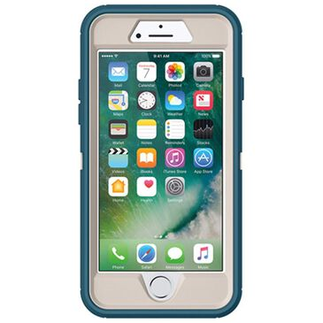 Otterbox Defender Series Case for iPhone SE / iPhone 8 / iPhone 7 in Big Sur, , large