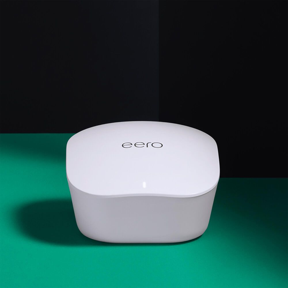 eero 6 Dual-Band Mesh Wi-Fi 6 Router , , large