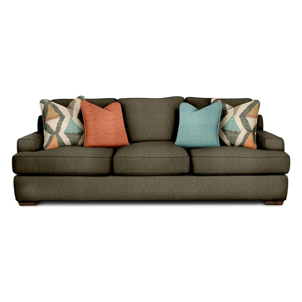 Hickorycraft Stationary Sofa in Drusky , , large