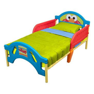 Delta Sesame Street Toddler Bed, , large
