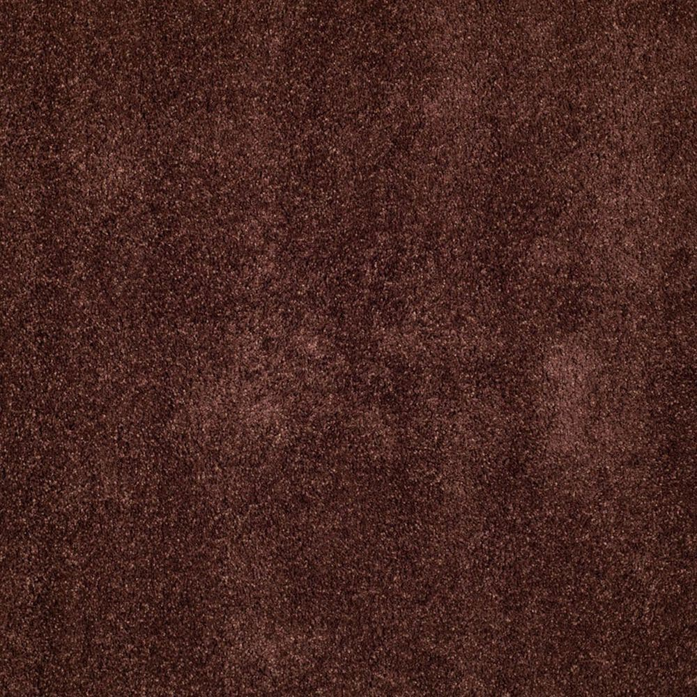 Safavieh Milan Shag SG180-2525 7' Square Brown Area Rug, , large