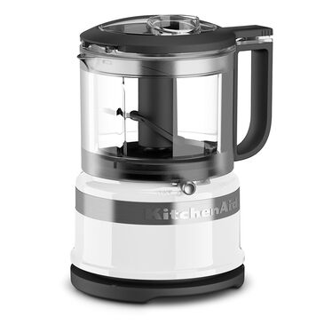 KitchenAid 3.5 Cup Food Chopper in White, , large