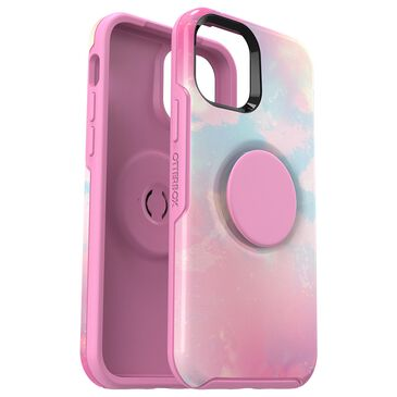Otterbox Otter + Pop Symmetry Case With Popgrip For Apple iPhone 12 / 12 Pro in Daydreamer, , large