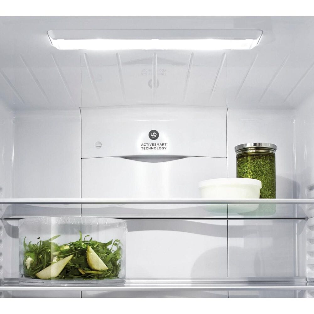 Fisher and Paykel 20.1 Cu. Ft. French Door Refrigerator in White with French Hinge , , large