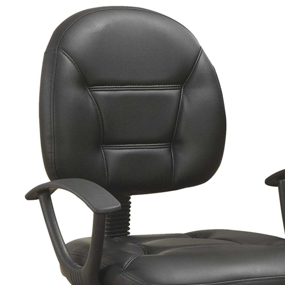 """Pacific Landing 24"""" Office Chair in Black, , large"""