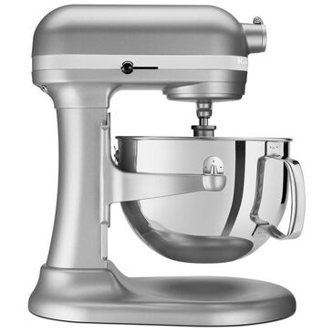 KitchenAid Pro 600 Series 6 Quart Bowl-Lift Stand Mixer in Silver, , large