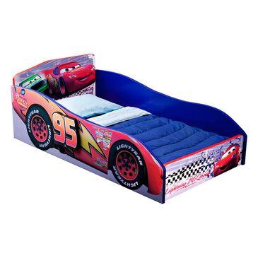 Delta Disney Cars Wood Toddler Bed, , large