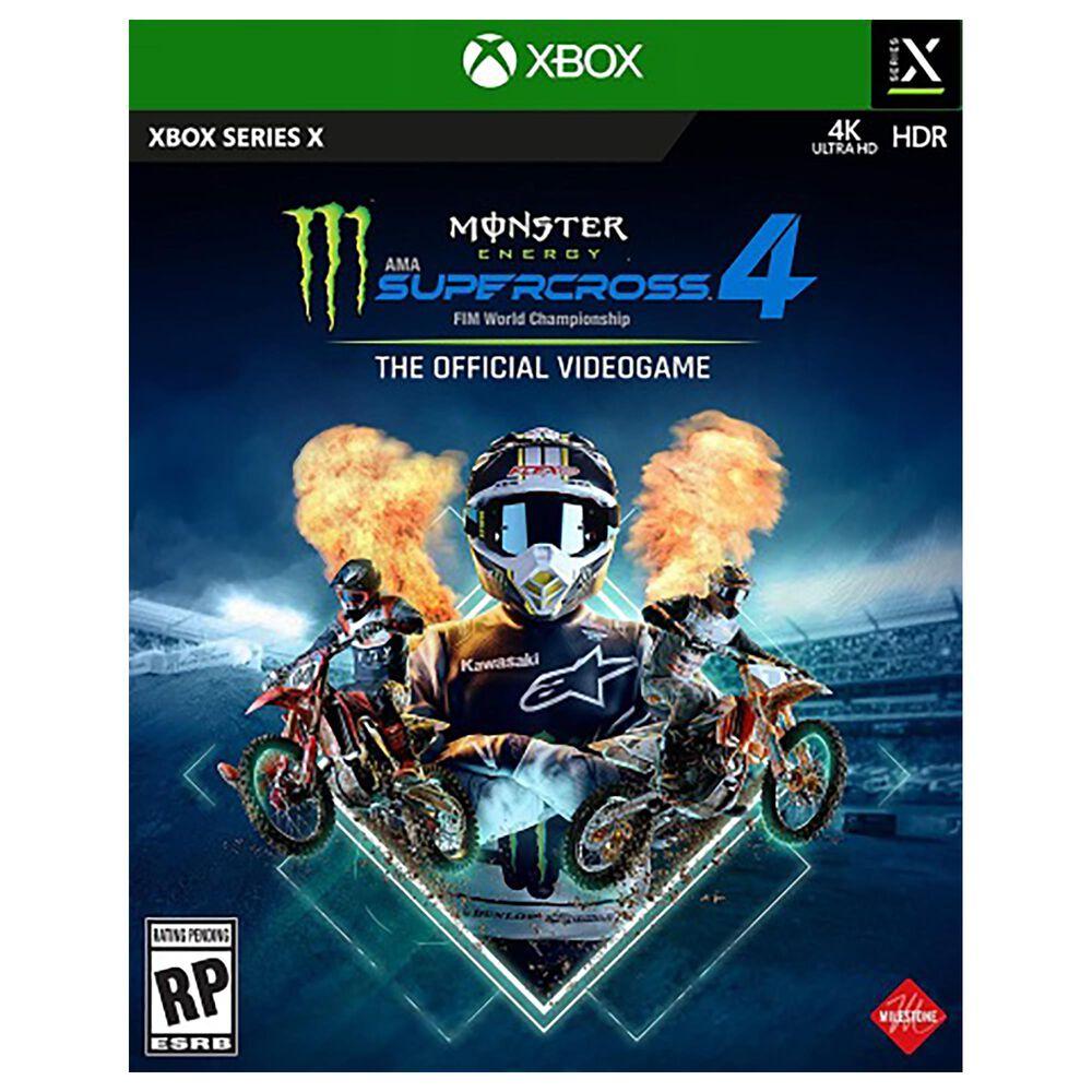 Monster Energy Supercross 4 - Xbox Series X, , large
