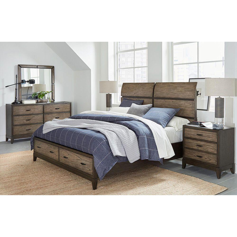 Riva Ridge Westlake 3 Piece King Bedroom Set in Portobello, , large
