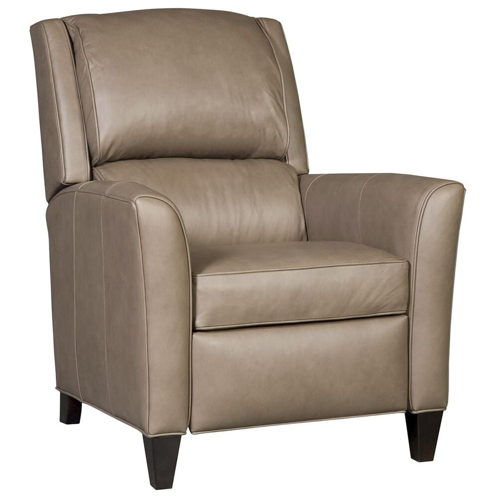 Bradington-Young Leather Recliner in Brown, , large