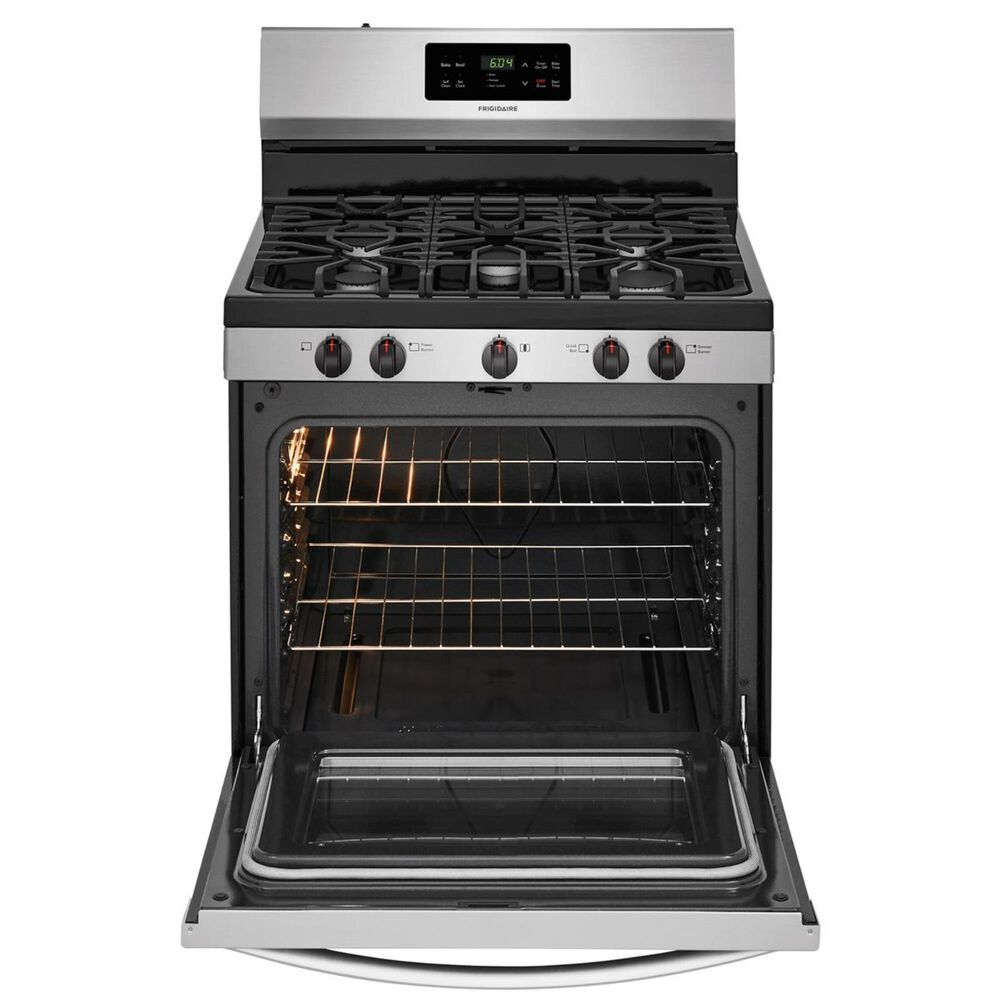 Frigidaire 30'' Gas Range in Stainless Steel, , large