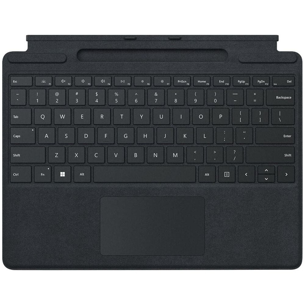 Microsoft Surface Pro Signature Keyboard with Surface Slim Pen 2 in Black, , large