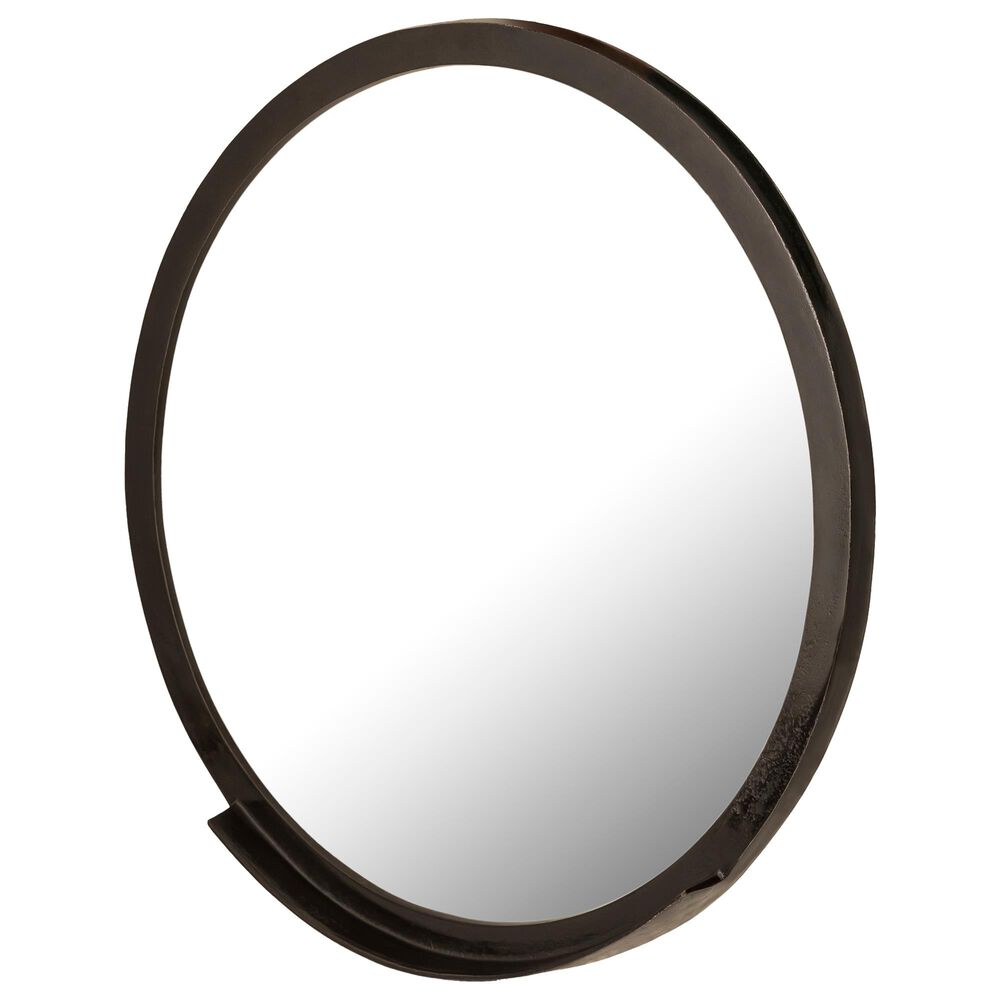 Moe's Home Collection Hereford Mirror in Brown, , large