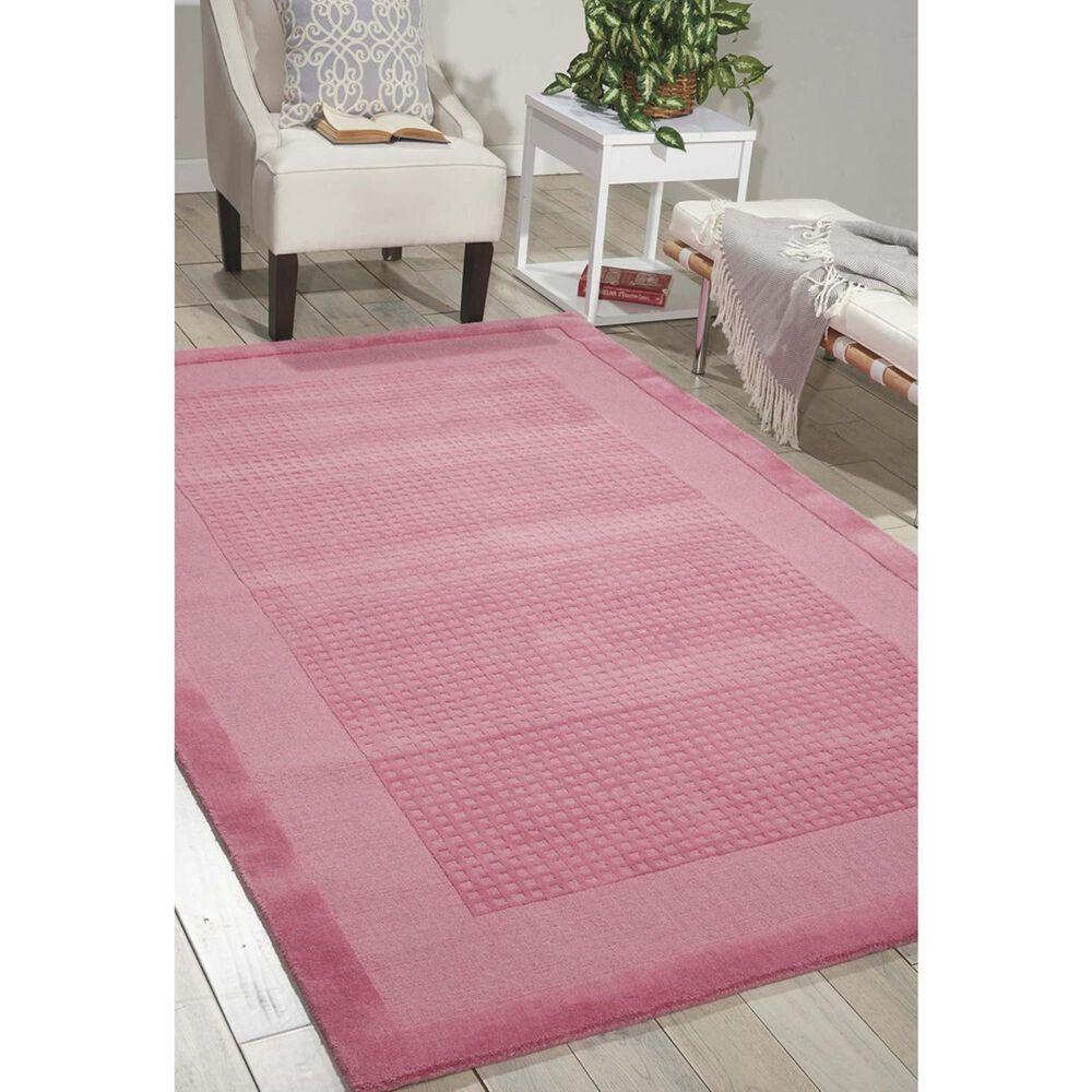 Nourison Westport WP30 5' x 8' Pink Area Rug , , large