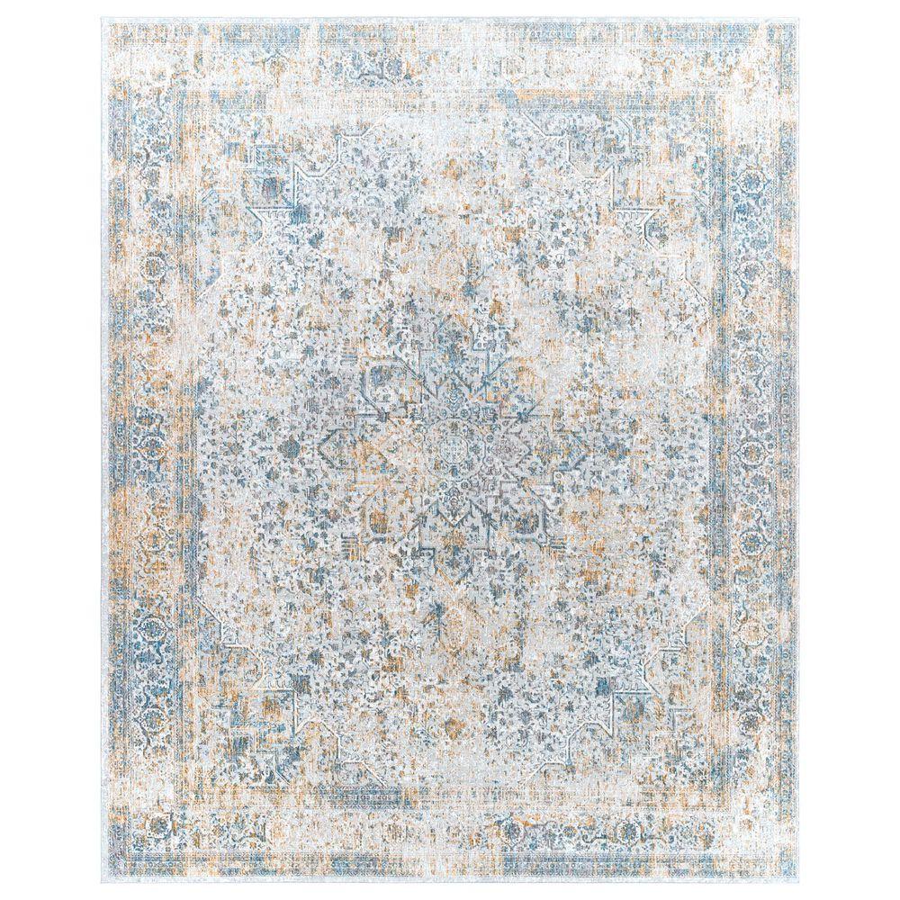 "Surya Carmel 7'10"" x 10' Medium Gray and Taupe Area Rug, , large"