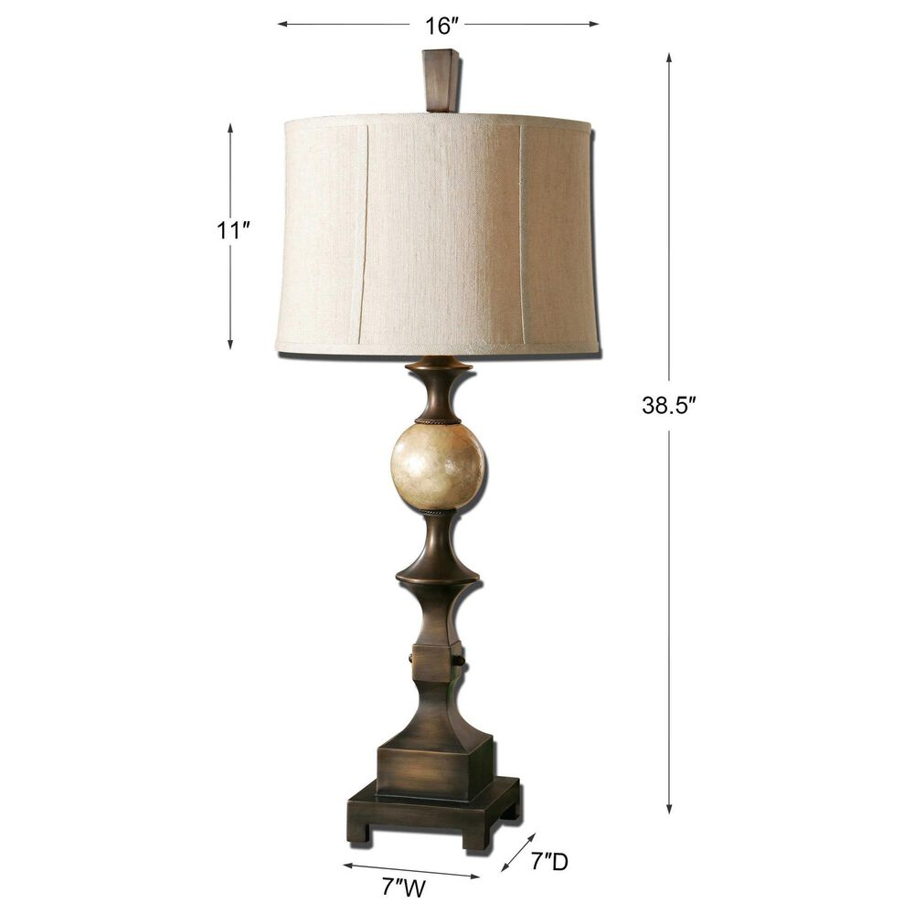 Uttermost Tusciano Table Lamp, , large