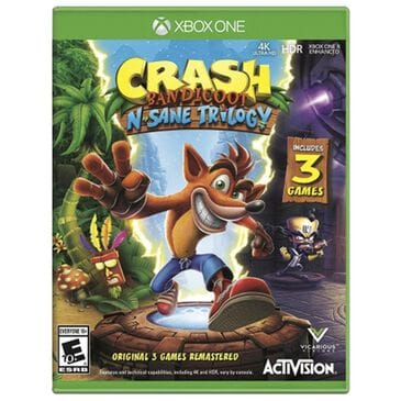 Crash Bandicoot: N Sane Trilogy - Xbox One, , large