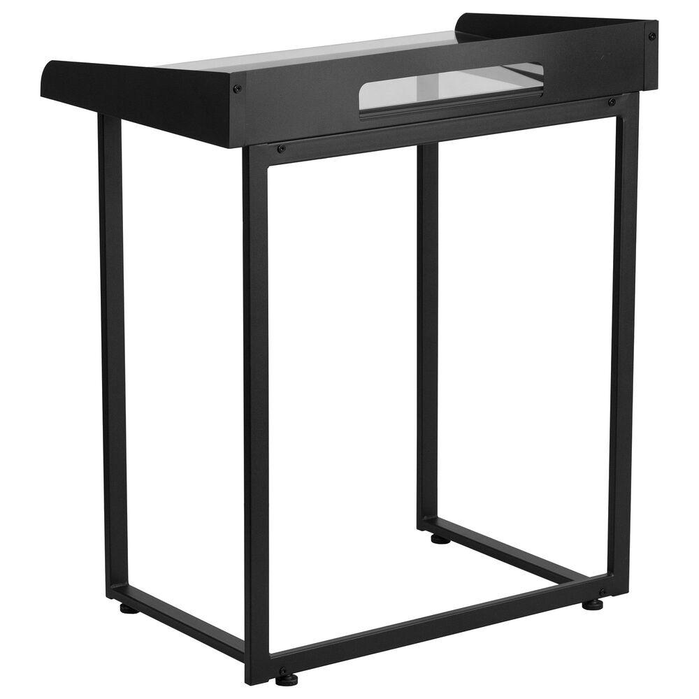 Flash Furniture Desk in Black, , large