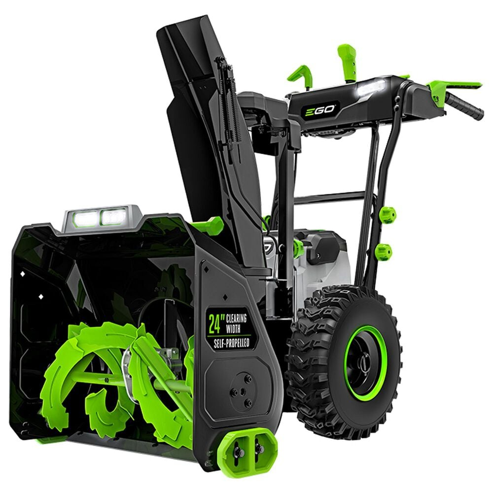 """EGO 24"""" Self-Propelled 2-Stage Snow Blower Kit with Peak Power, , large"""