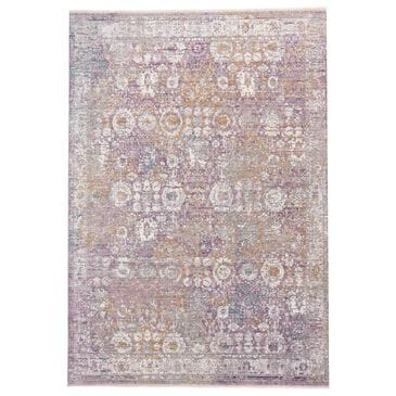 Feizy Rugs Cecily 3587F 5' x 8' Sorbet Area Rug, , large