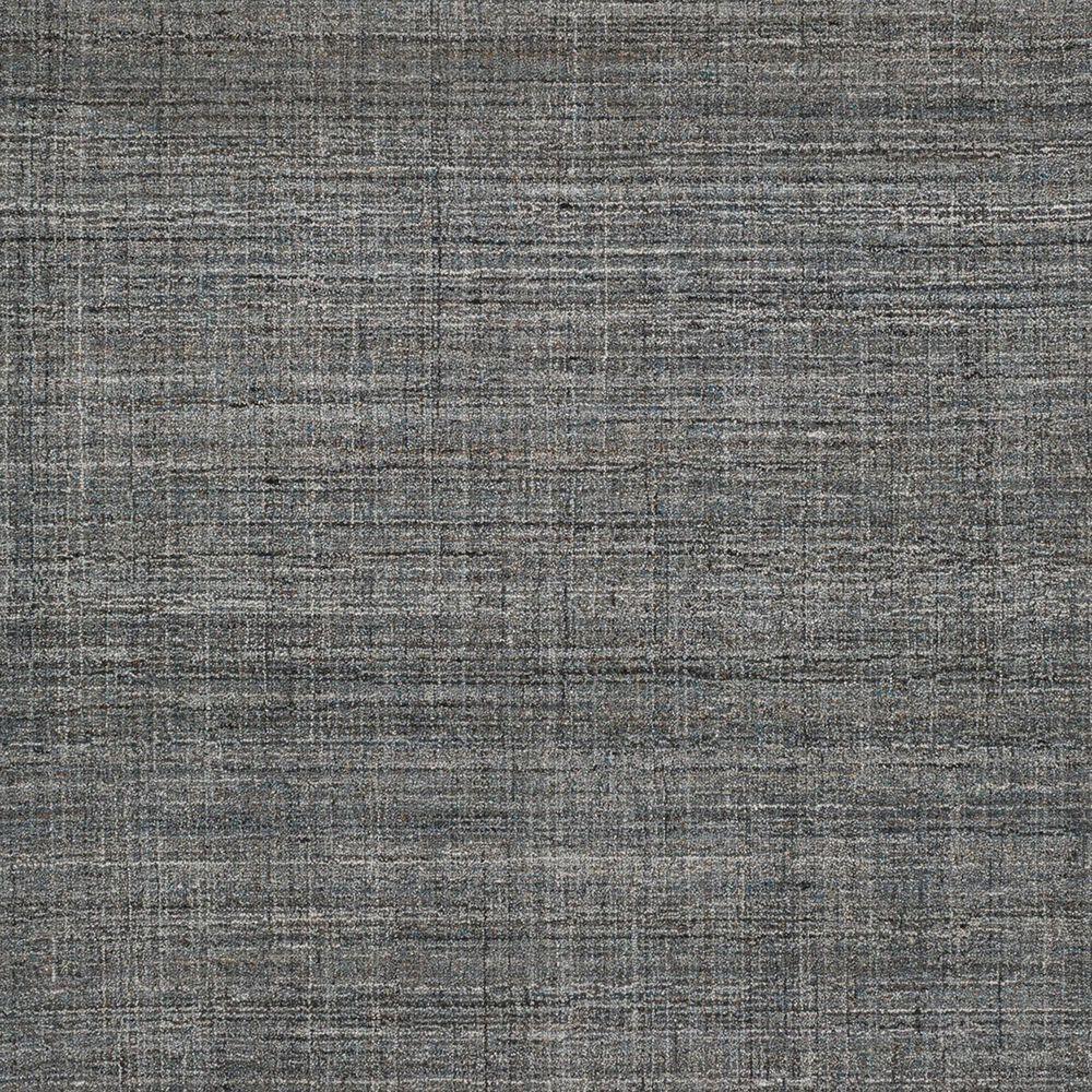 Karastan Habedasher RG175-964 2' x 8' Graphite Area Rug, , large