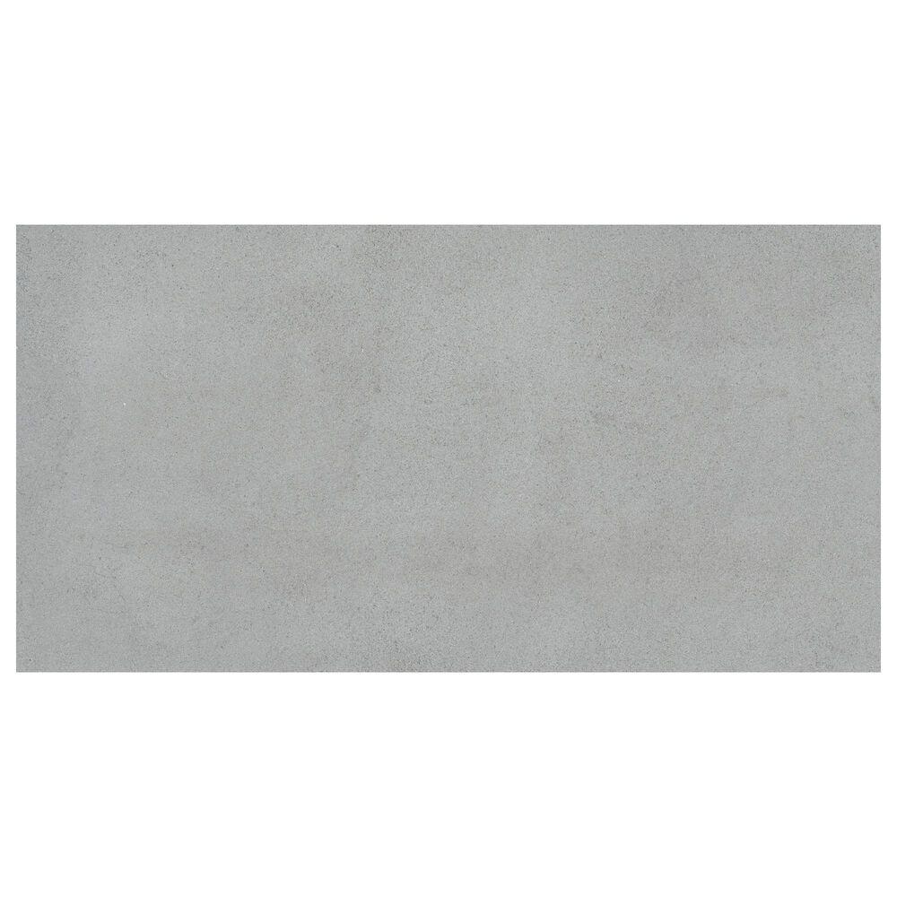 "Emser Building Blocks Concrete Silver 15"" x 29"" Porcelain Tile, , large"